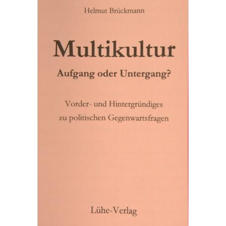 """Helmut Brückmann: """"Multikultur – Aufgang oder Untergang?"""""""