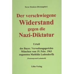 """Menkens, Harm (Hrsg.): """"Der verschwiegene Widerstand gegen die Nazi-Diktatur"""""""