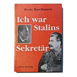 """Boris Baschanow: """"Ich war Stalins Sekretär"""""""