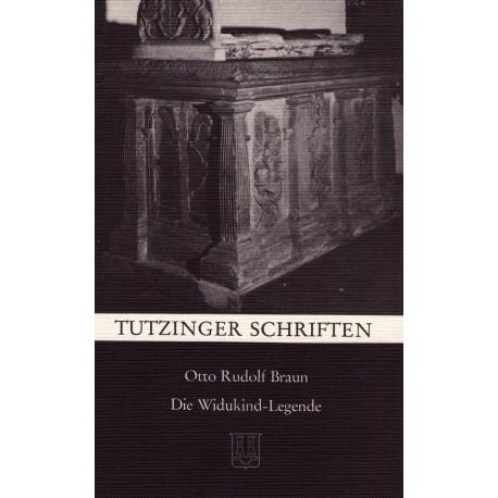 Braun, Otto: Die Widukind-Legende. Zur geschichtlichen Glaubwürdigkeit von Widukinds Taufe