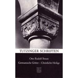 Braun, Otto: Germanische Götter, christliche Heilige