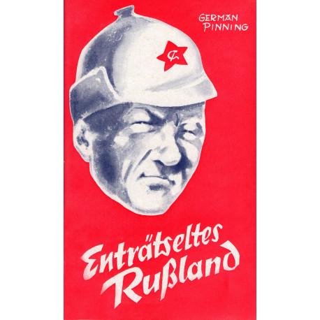 Pinning, German: Enträtseltes Rußland